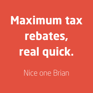 Download to learn more about tax refund services for mechanics with Brian Alfred