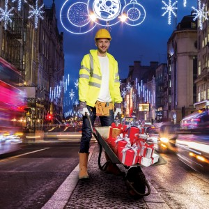 Have a happy Christmas as a contractor
