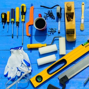 Applying for a tax rebate on tools